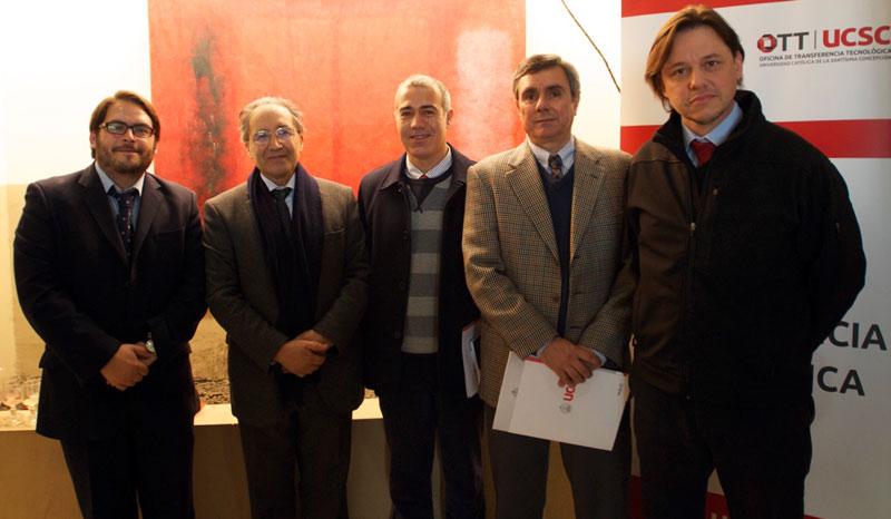 UST Santiago y UCSC se unen en Proyecto de Técnicas del Manejo de Algas
