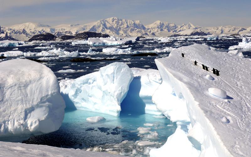 Antártica de Chile: preocupación y oportunidades