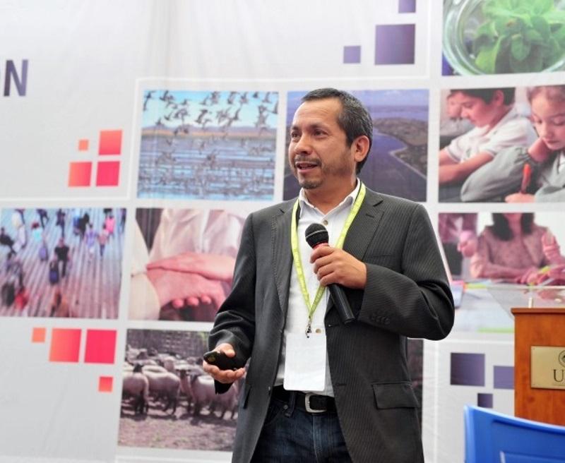 Académico de UST Santiago participó en primer evento latinoamericano sobre Acidificación del Océano
